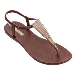 Ipanema   Class Sandal Chrome Bronze