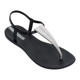 Ipanema   Kids Class Sandal Black Chrome