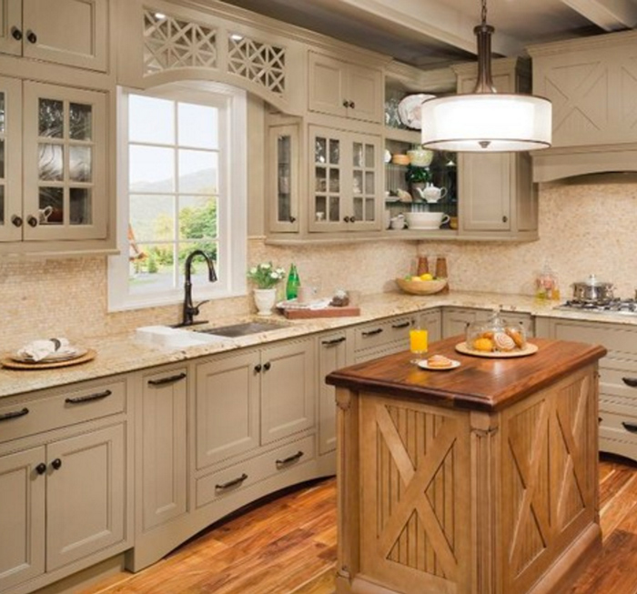 Cabinets At Nonn's In Madison WI & Waukesha WI Showplace Cabinetry