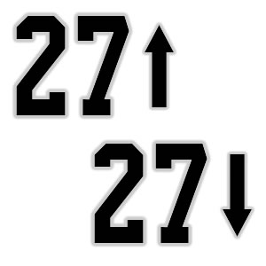 27up27down
