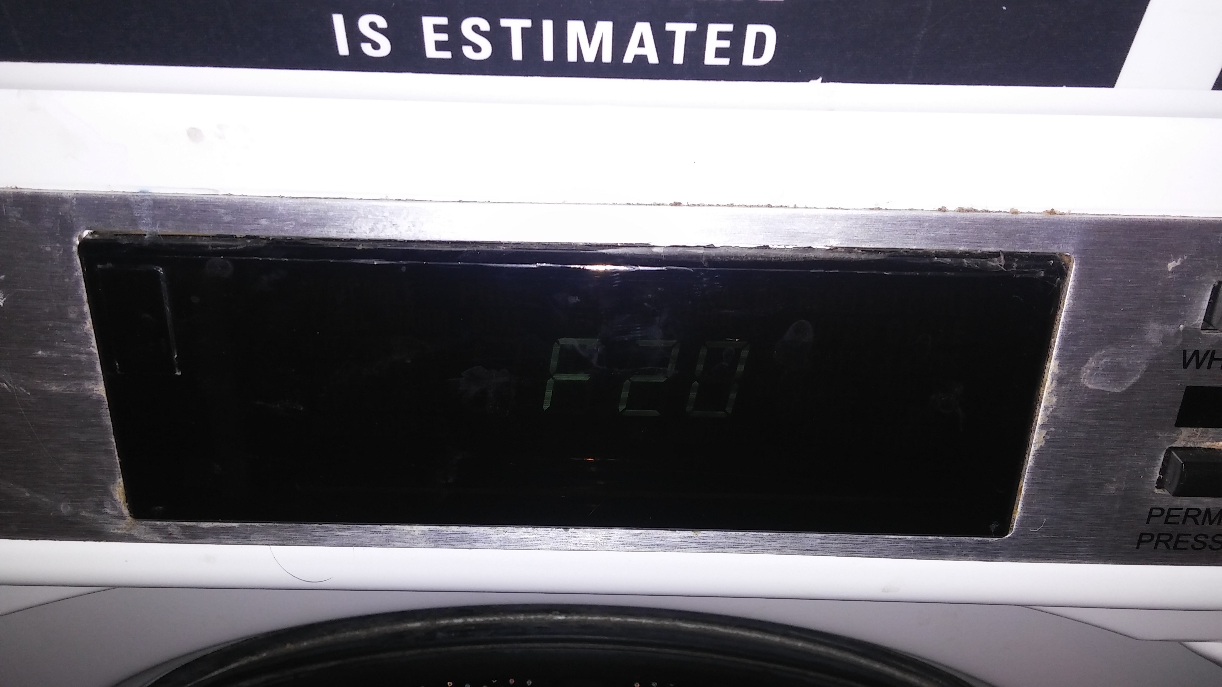 How to Fix a Maytag F20 Error Code - No Nonsense Landlord