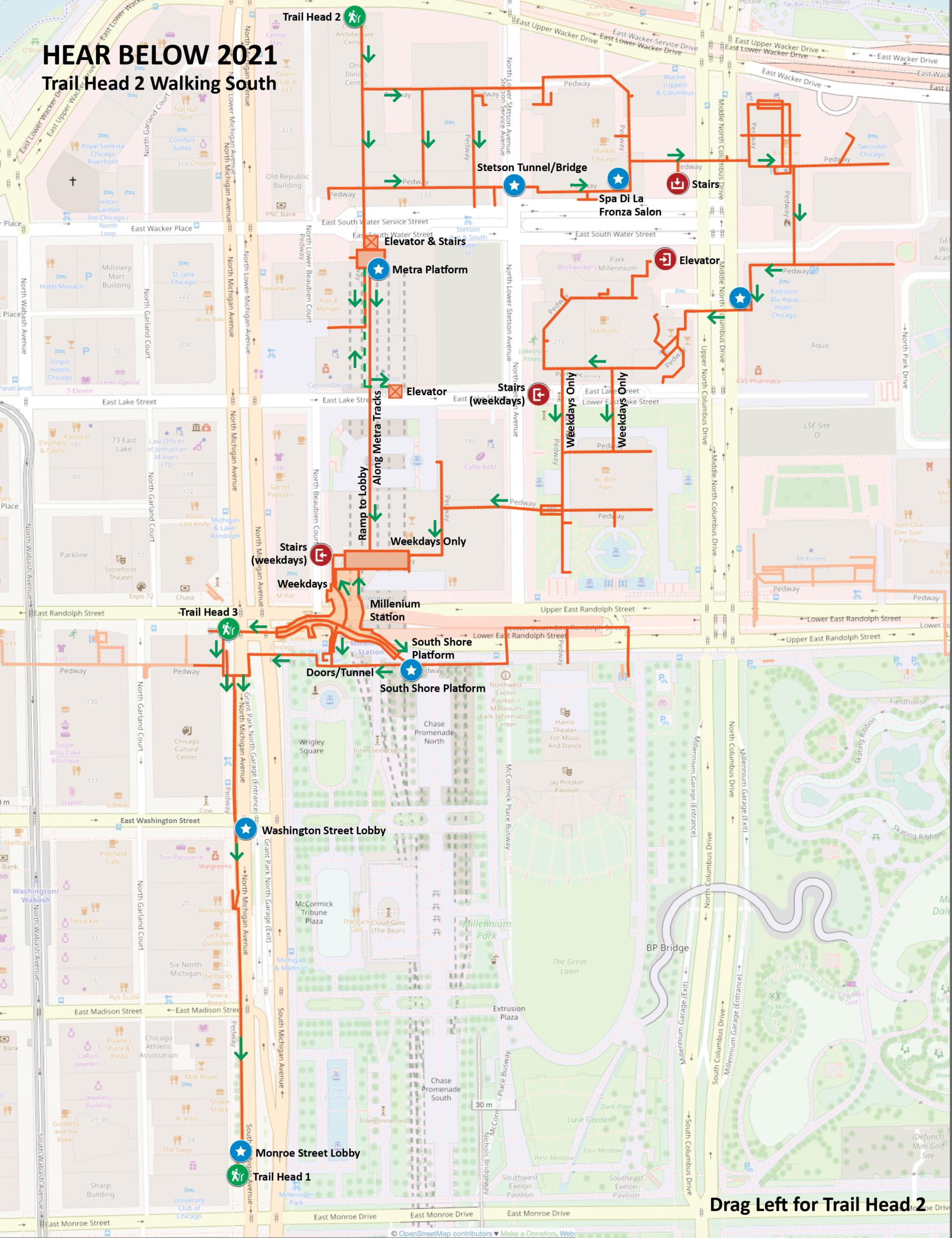 HB Trail Head 2 Map