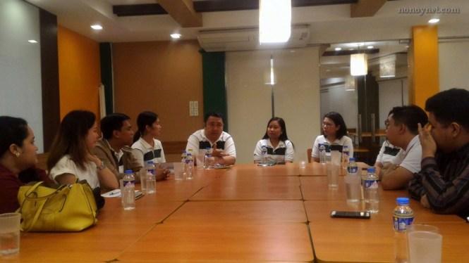 Mang Inasal executives
