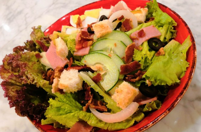 Do It Yourself Salad
