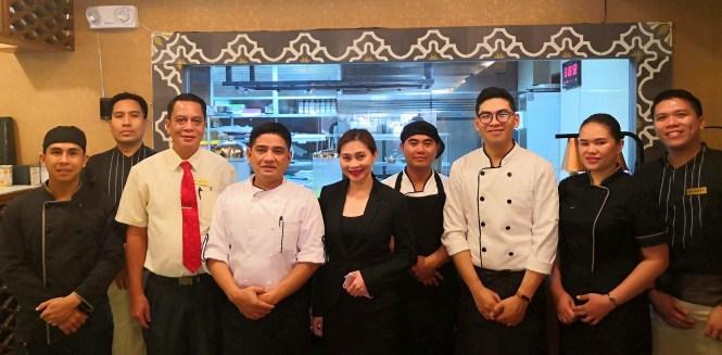 Cafe del Prado staff
