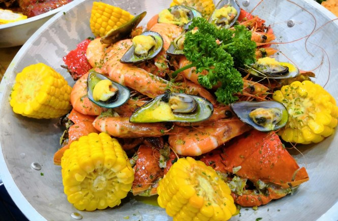 Shrimps and Crabs