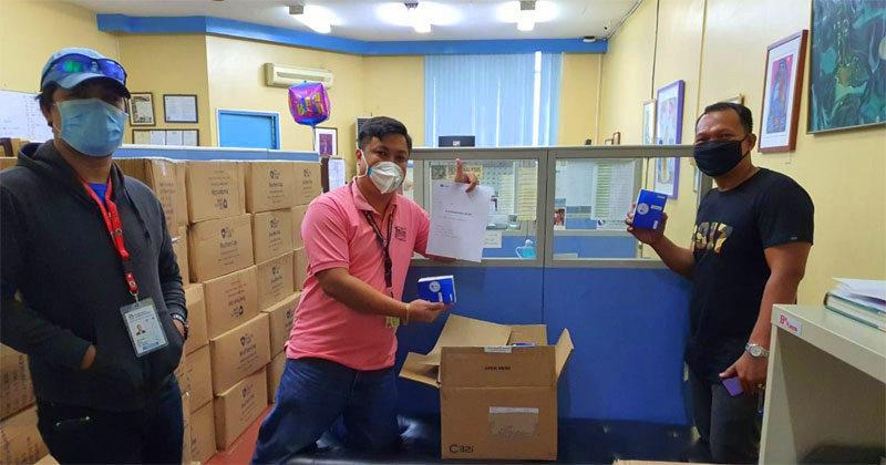Globe donates P14M to Philippine General Hospital.