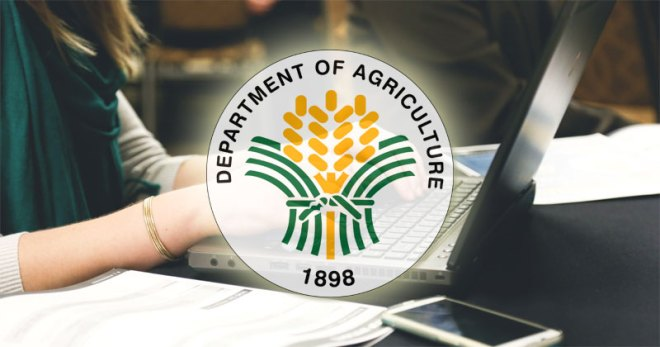 Department of Agriculture hiring encoders, enumerators
