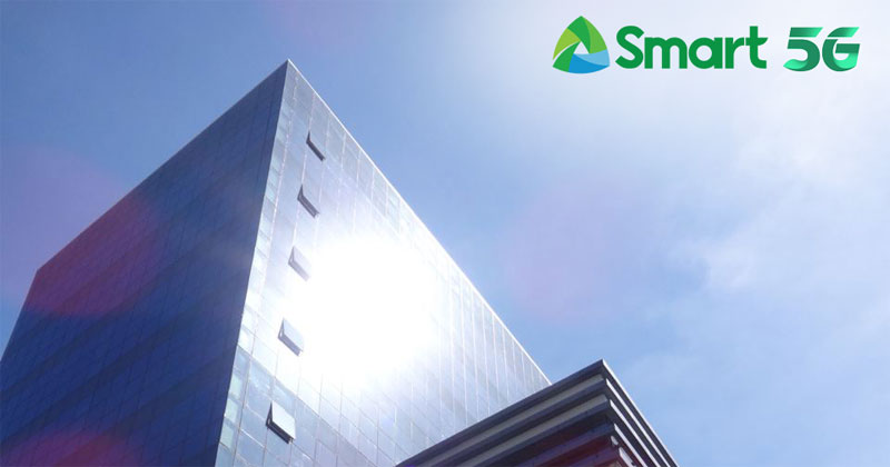 Smart 5G Media City at TV5
