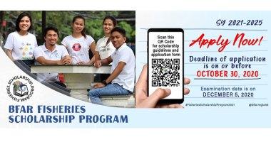 BFAR Fisheries Scholarship Programs