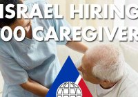 POEA hiring caregivers for Israel.