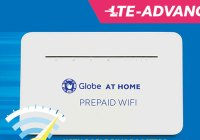 Globe LTE-Advanced modem