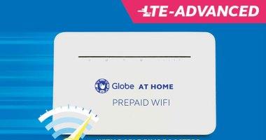 Globe LTE-Advanced modem