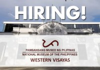 National Museum Western Visayas hiring