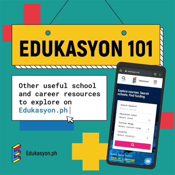 Edukasyon.ph's innovative platform enables the Filipino youth to achieve their education and career goals.