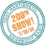 Nonprofit Radio 200th