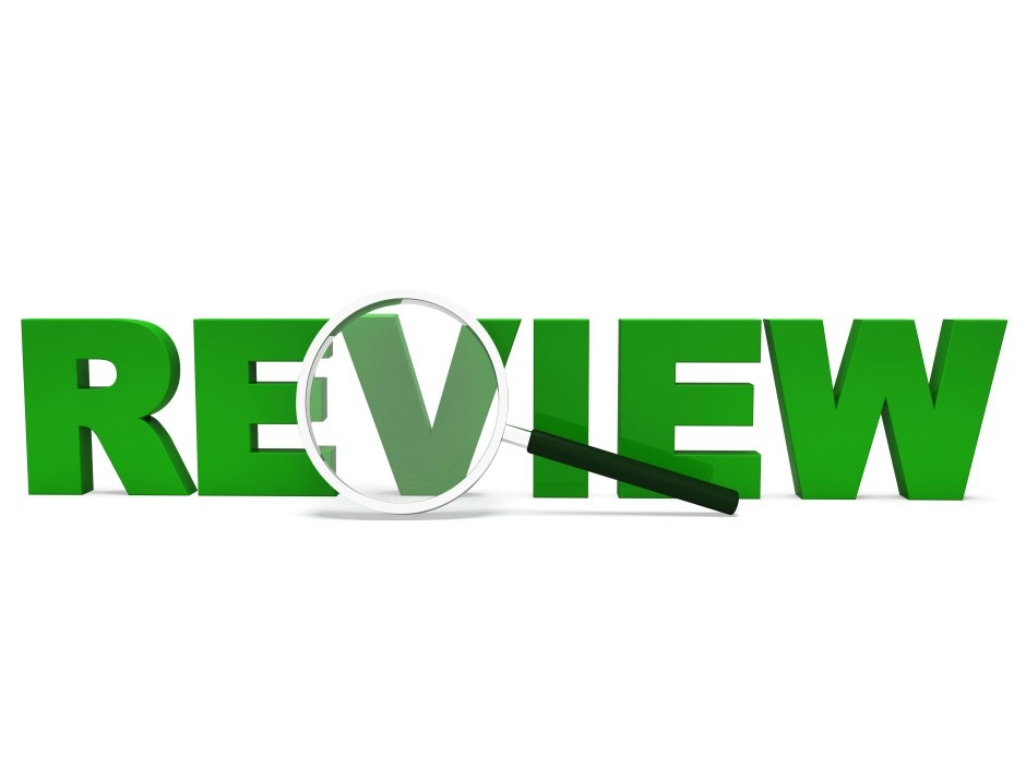 Review Word Shows Assessment Evaluating Evaluates And Reviews