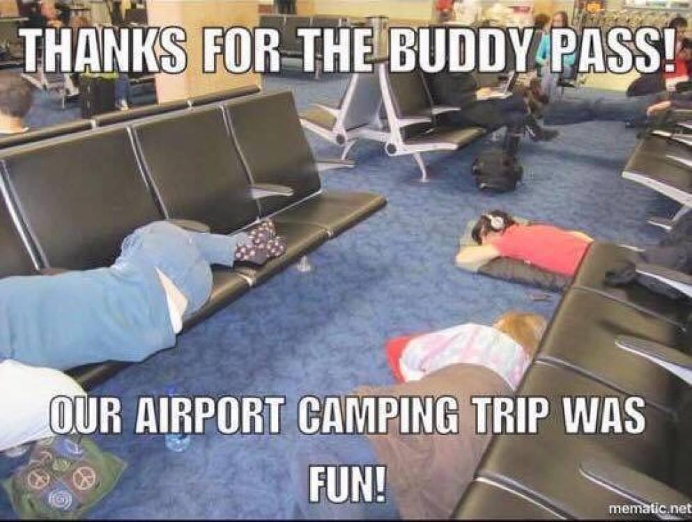Buddy Pass