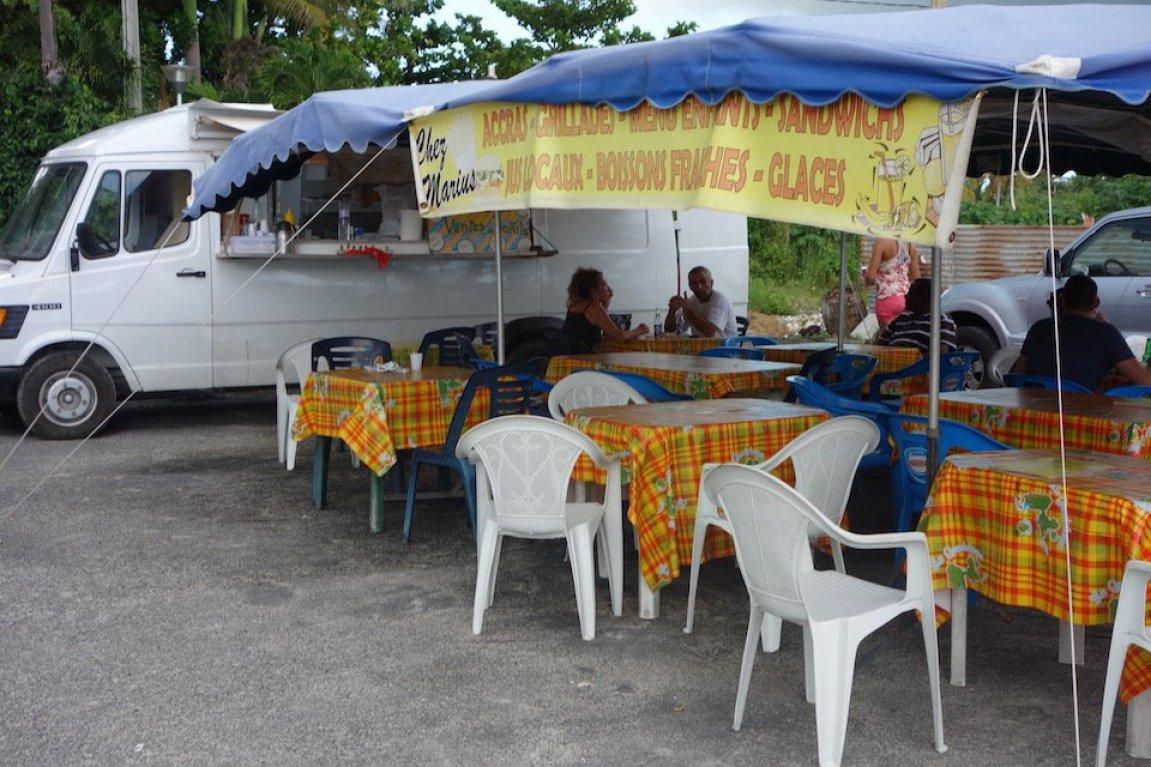 Caribbean Foodie Stop