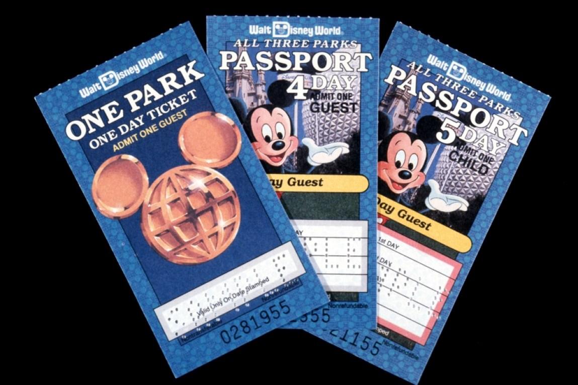 Disney Tickets