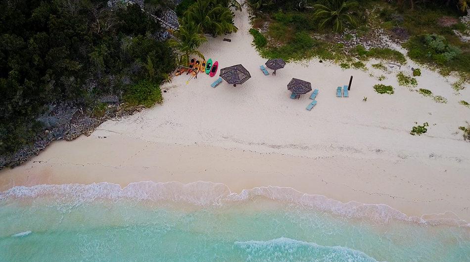 Remote Caribbean Hotels