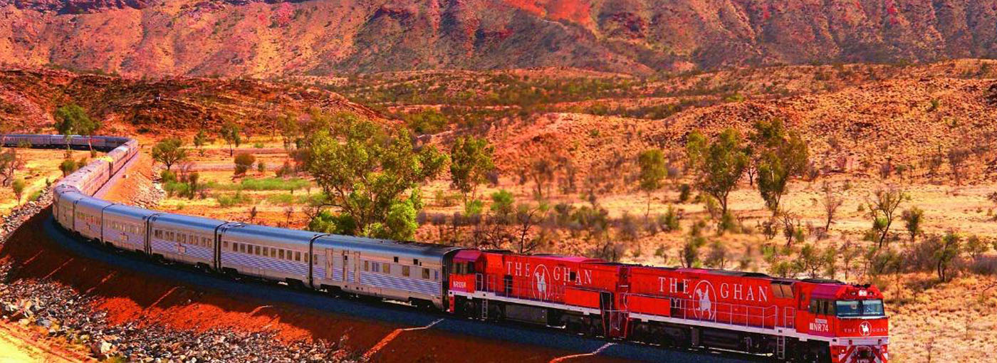 The Ghan Expedition in Australia