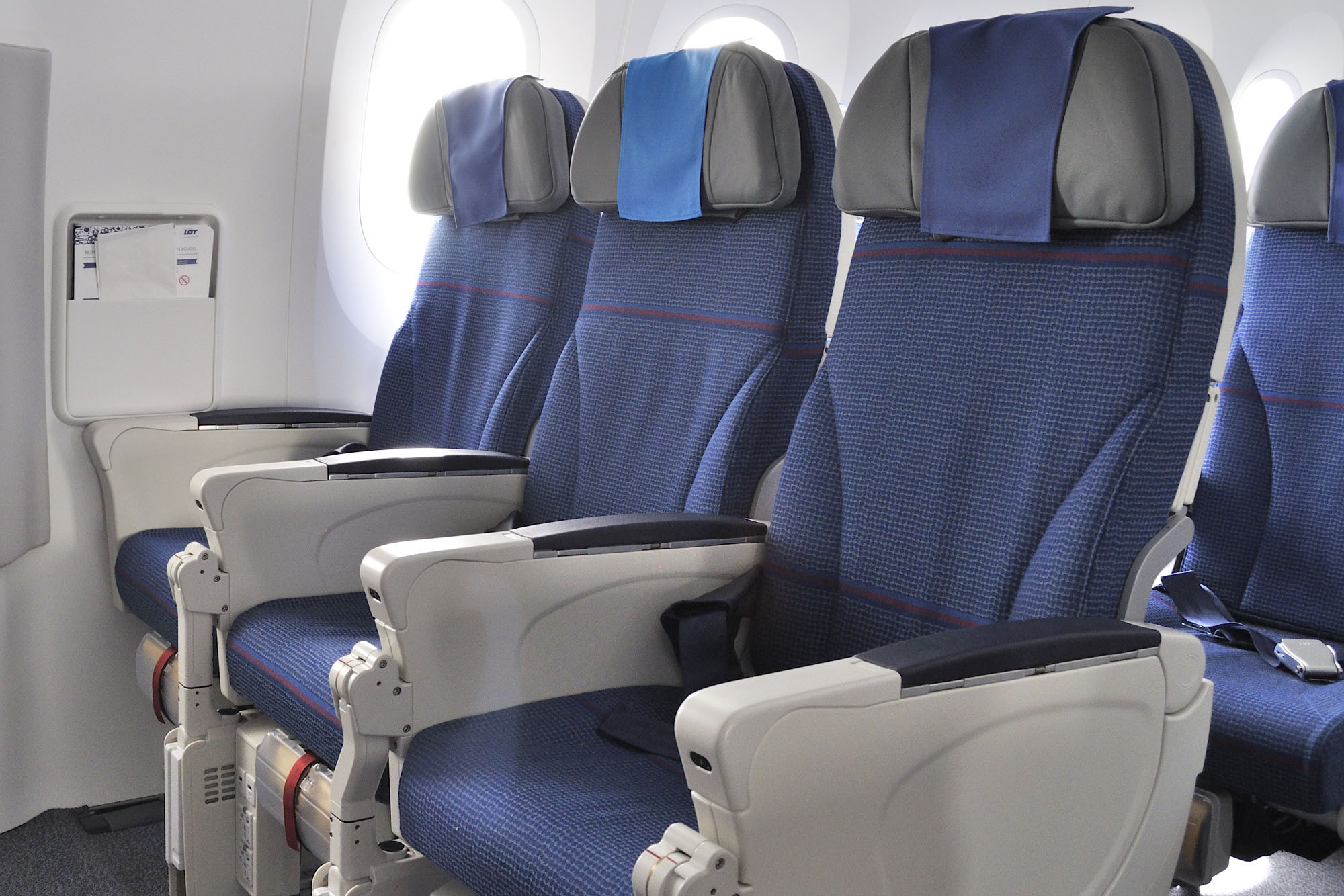 The Real Reason You Have to Straighten Your Airplane Seat