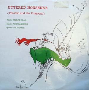 Uttered Nonsense cover