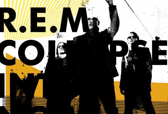 R.E.M. - Collapse Into Now - Non Siamo Di Qui