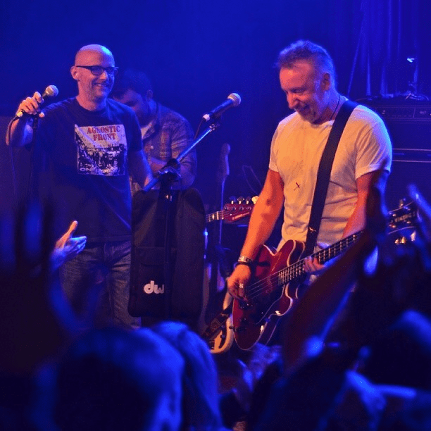 moby + peter hook