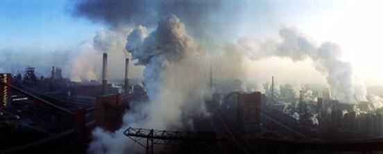 emissioni industriali