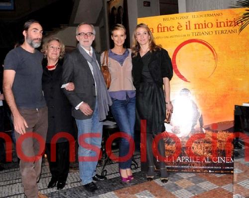 A Firenze La Famiglia Terzani Per La Fine è Il Mio Inizio