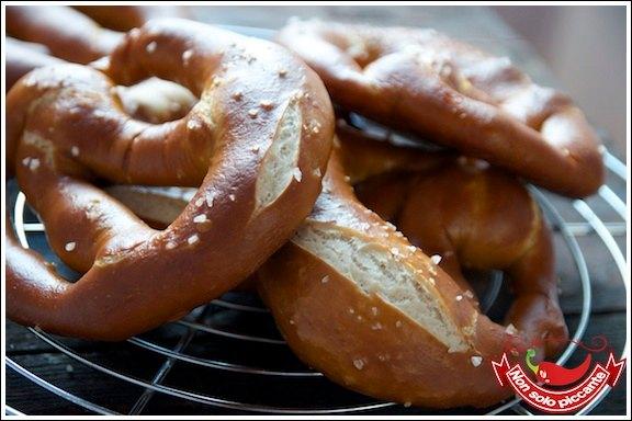 bretzel ricetta tedesca  wwwnonsolopiccanteit