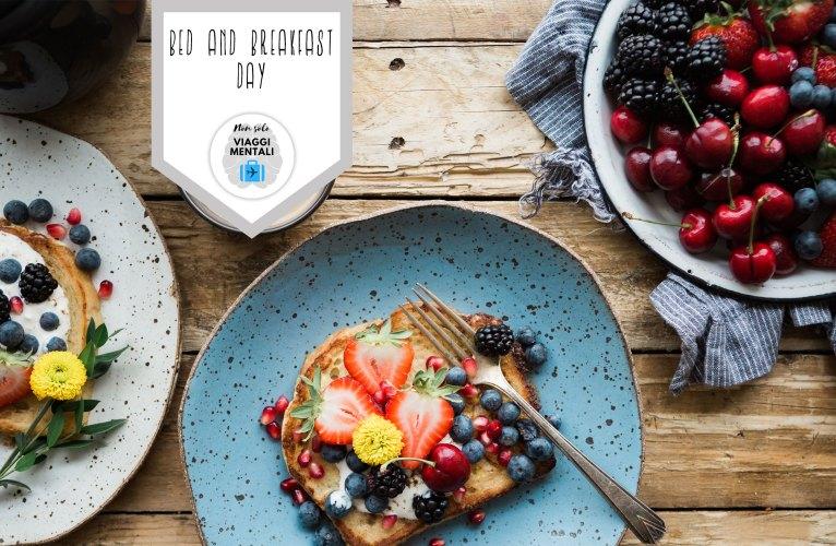 B&B Day 2018: una notte gratis in migliaia di B&B italiani