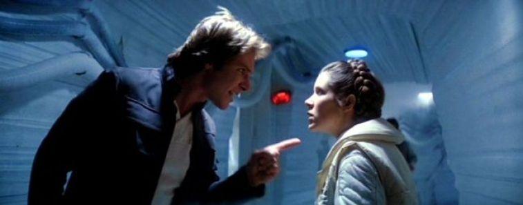 L'intuizione di Harrison Ford nell'Impero colpisce ancora, Star Wars, Han Solo, Leia Organa