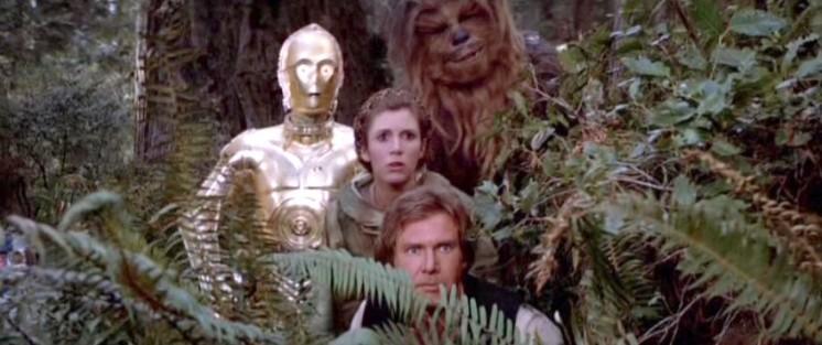 Star Wars: Episodio VI – Il ritorno dello Jedi frasi e citazioni