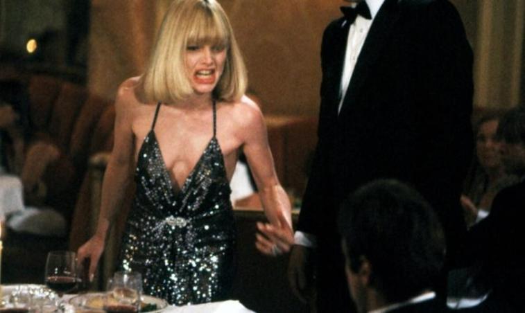 Scarface frasi e citazioni, Brian De Palma, Al Pacino, Steven Bauer, Michelle Pfeiffer, Mary Elizabeth Mastrantonio, Robert Loggia