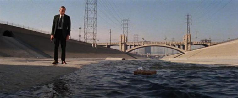 Los Angeles River (LA River) al cinema, Senza un attimo di tregua