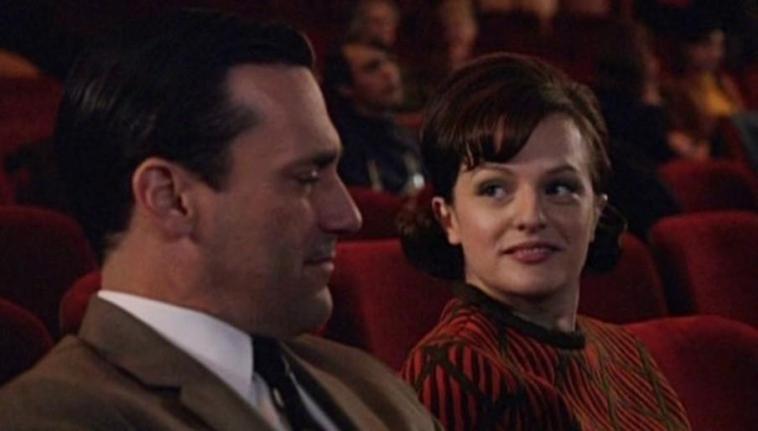 Le migliori frasi di Don Draper in Mad Men, Elisabeth Moss, Peggy Olson, Jon Hamm, cinema
