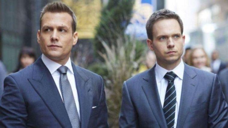 Le migliori frasi di Harvey Specter in Suits, Gabriel Macht, Patrick J. Adams, Mike Ross