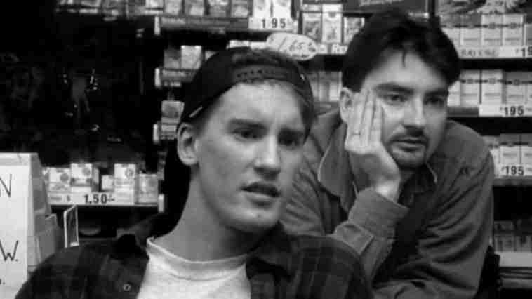 Una scena di Pretty Woman Clerks - Commessi - Frasi sul sesso nei film