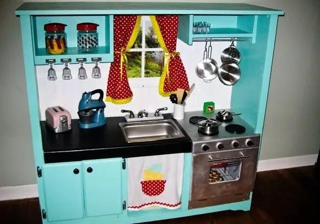Come costruire una cucina in legno per bambini  Non sprecare