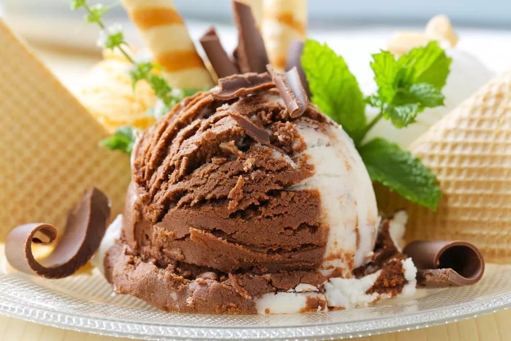 Ricetta gelato al cioccolato  Non sprecare