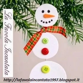 Polistirolo,fili, nastrini, tessuto, paglia e vecchie riviste. Lavoretti Di Natale Per Bambini Non Sprecare