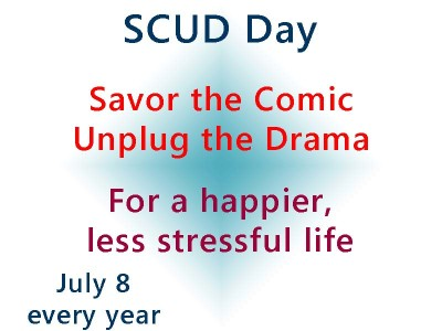 SCUD Day is July 8