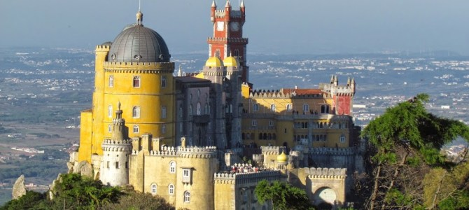 Day Trip from Lisbon – Sintra, Portugal