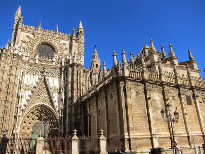 Sightseeing in Sevilla