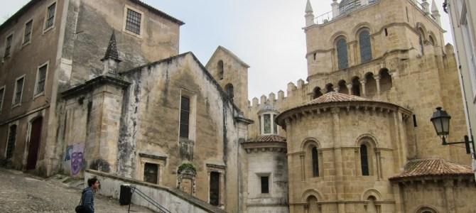 A Stroll Through Coimbra, Portugal