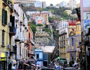 Exploring Naples, Italy
