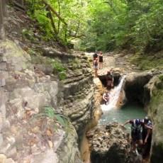 27 Charcos (Waterfalls)